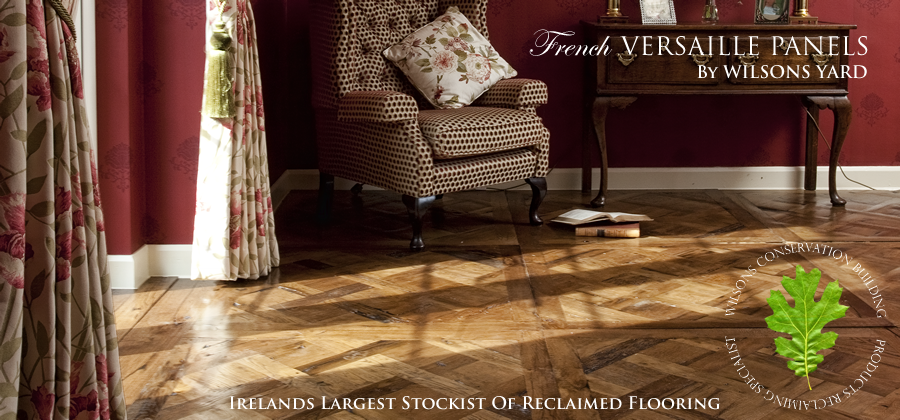 Reclaimed wooden flooring Dublin