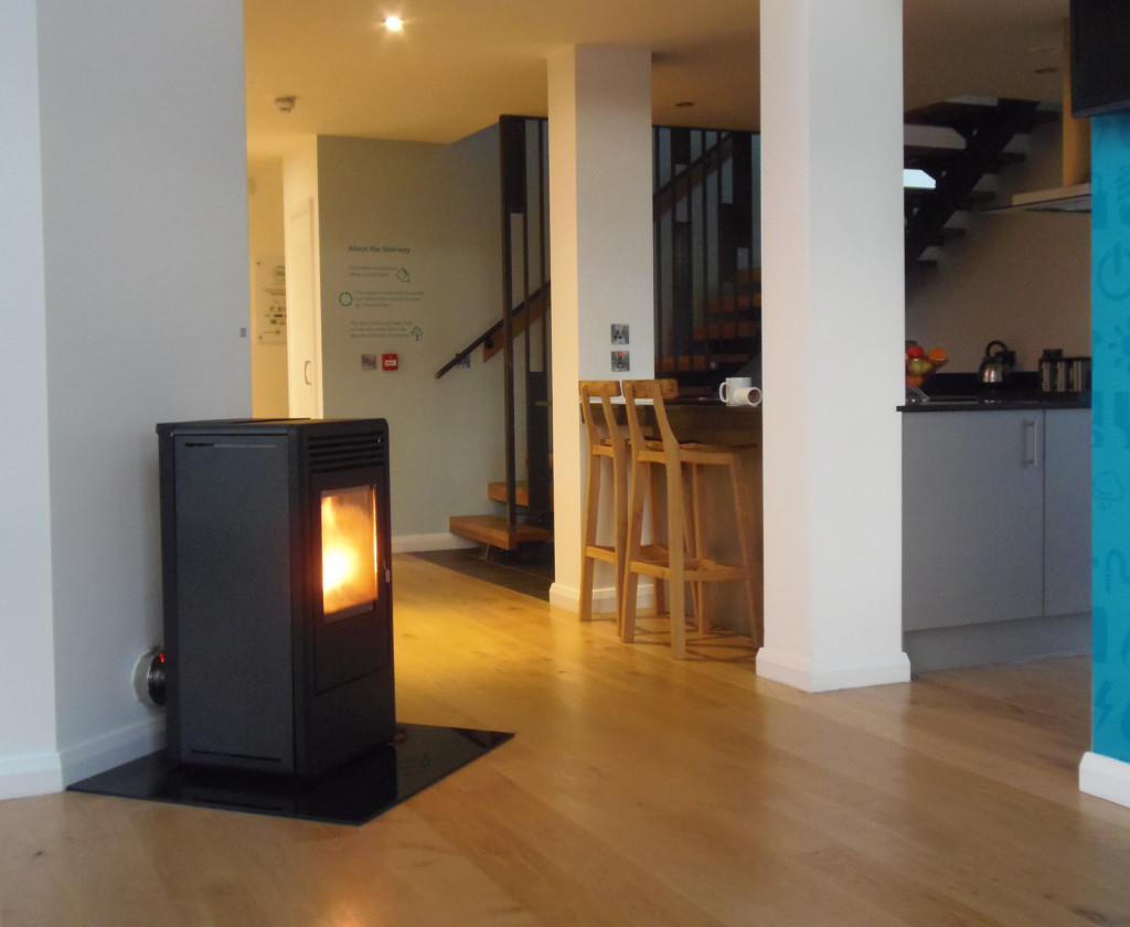 Sustainable oak flooring