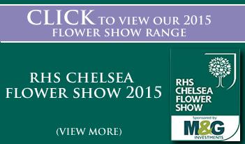 Wilson's Yard Flower show Triton range