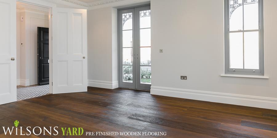 Wilsons Yard pre finished unique wooden flooring Ireland