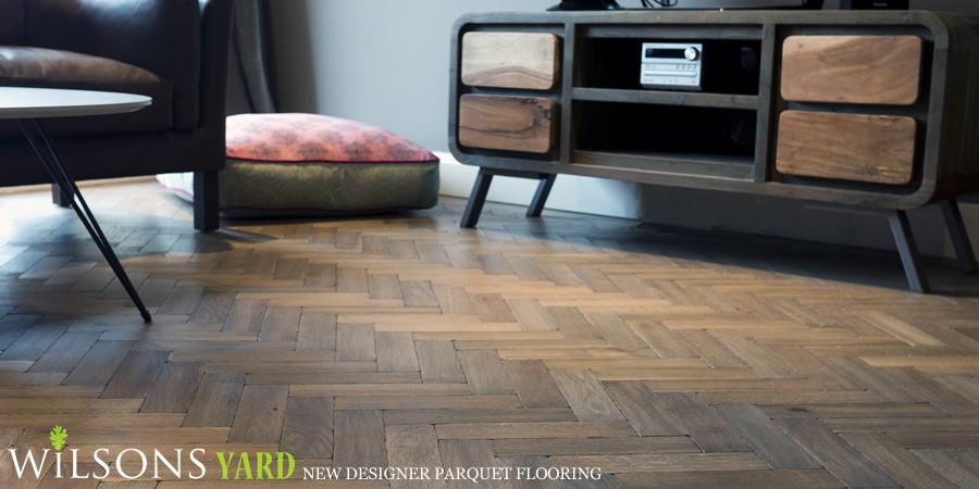 Wilsons New Designer Parquet Flooring Range