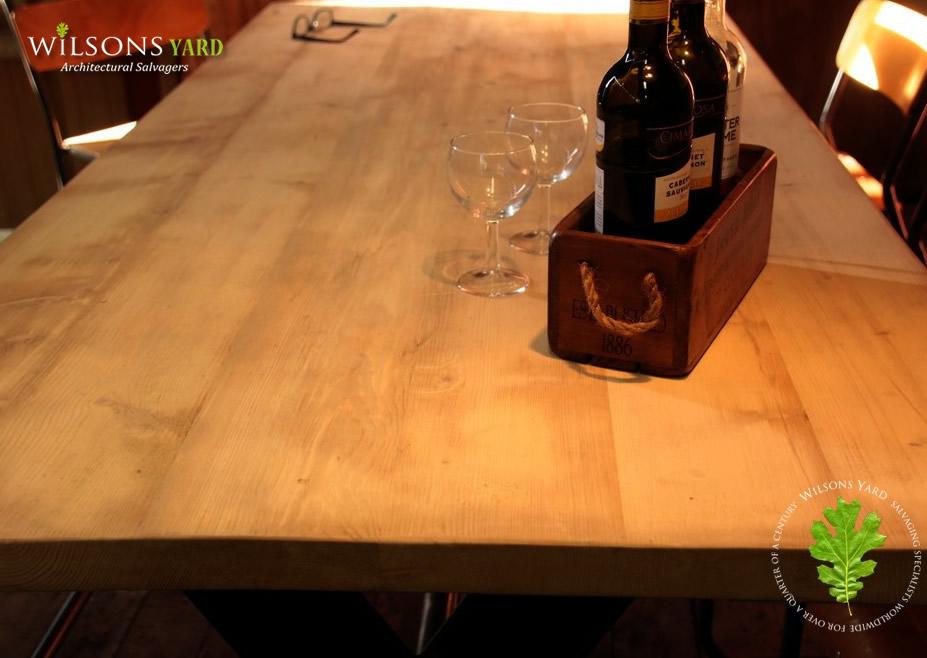 Handmade kithcen tables Ireland