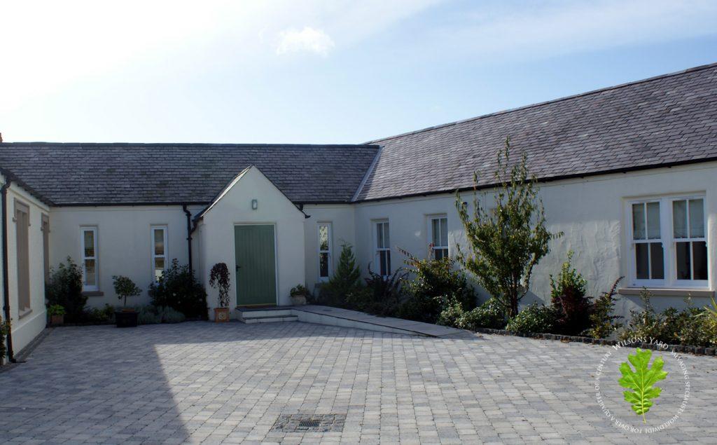 Reclaimed Blue Bangor Roof Slates