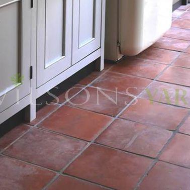 farmhouse clay floor tiles