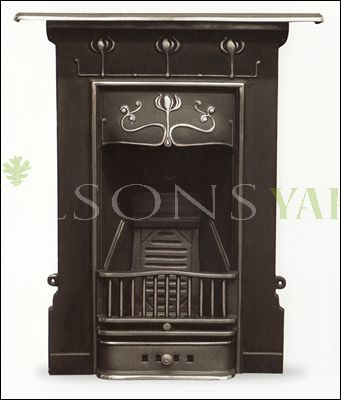 The Abbott Fireplace