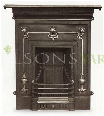 The Winchester Fireplace
