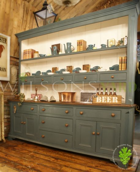 Beautiful large country dresser.