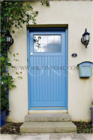 Glazed Cottage Door & Frame
