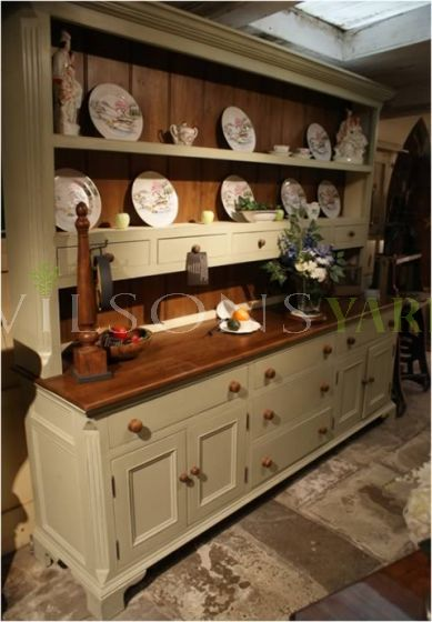 Hand Made Kitchen Dresser