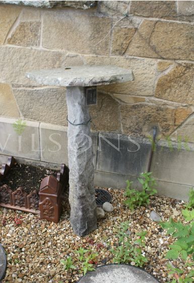 Unusual Shaped Staddle Stone