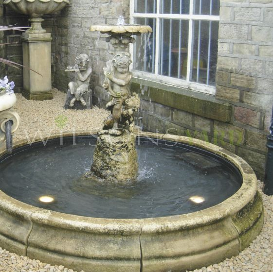 The Triton Collection - The Putti Fountain