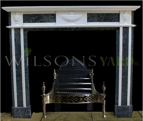 19th Century Neo Classical Design Chimneypiece.