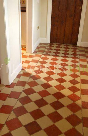 "Quarry Tiles 6"" x 6"""