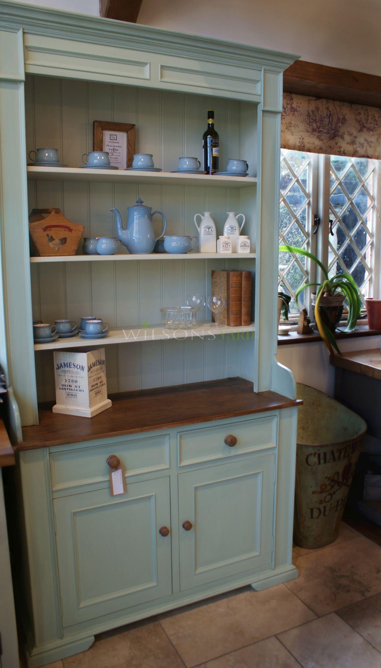Irish Country Kitchen Dresser Hand