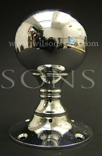 Classic Chrome Round handle / Door Knob