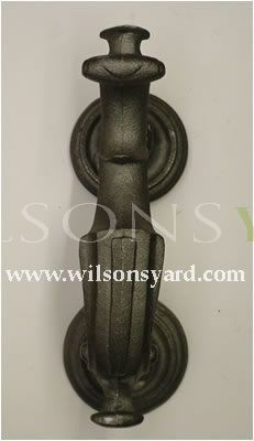 "Cast Iron ""Doctors"" Door Knocker"