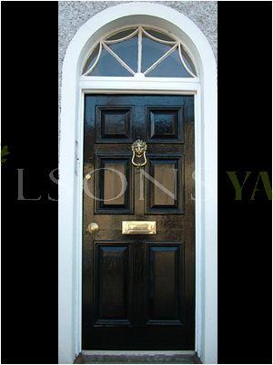 Classic Six Panelled Georgian Door