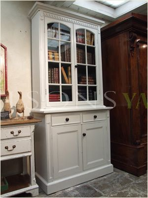 Glazed Bookcase / Glazd Dresser