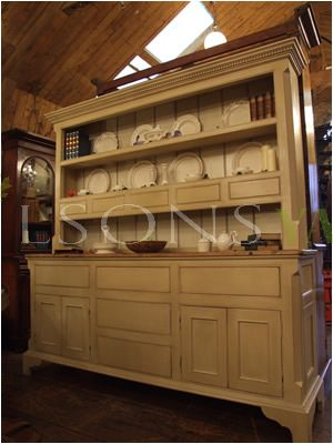 Hand Crafted Kitchen Dresser