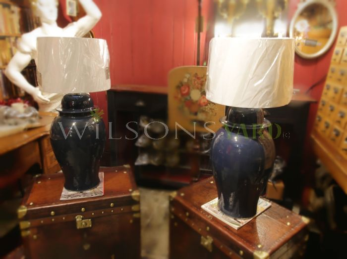Antique style table lamp