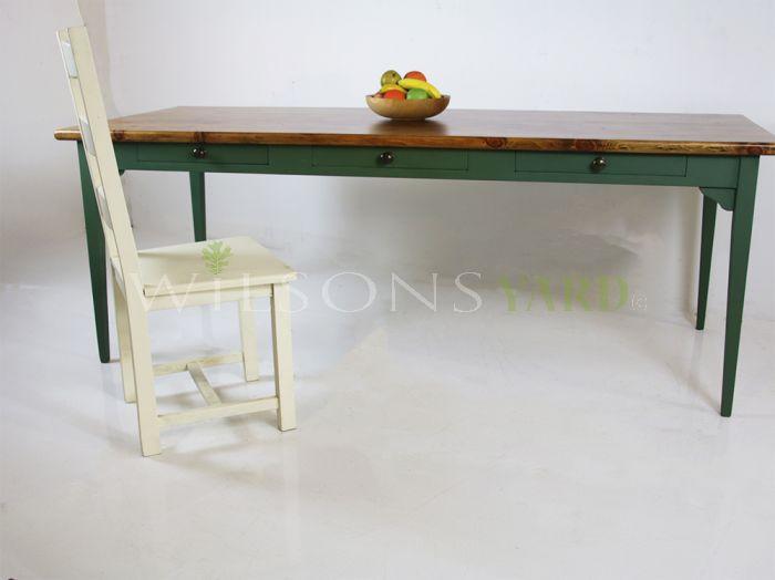 Bespoke kitchen table