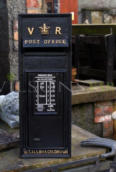 Post Box Double Door