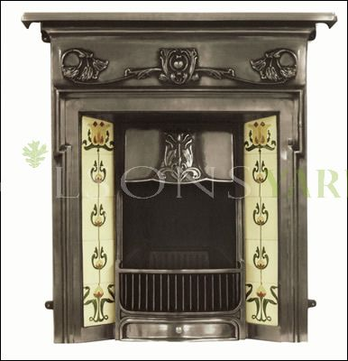 The Morris Fireplace / Chimney piece