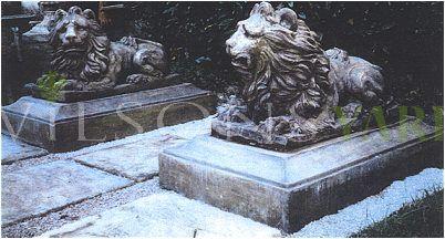 Recumbent Lions