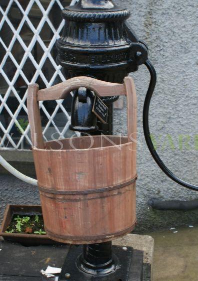 Wooden Well Buckets