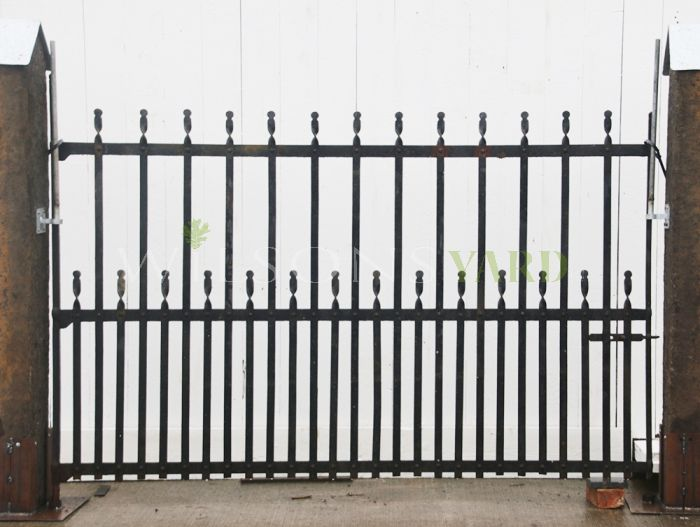 Old Irish field gate