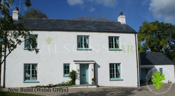 Reclaimed Welsh Grey Slates