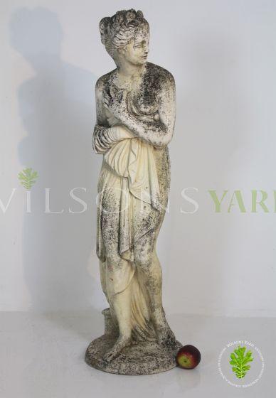Antique style garden statue