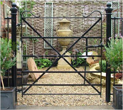 Parkland Estate/Pedestrian Gate
