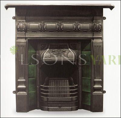 The Lambourn Fireplace