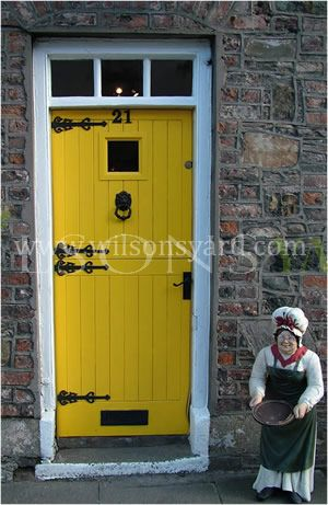 Cottage Stable style door & frame