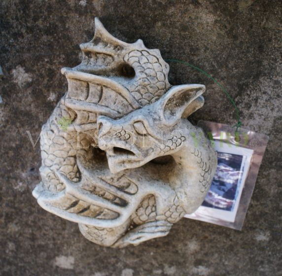 The Triton Collectoin - The Wyvern Plaque