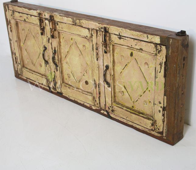 Antique Industrial mirror