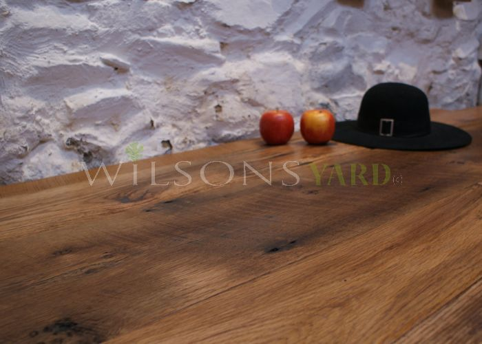 reclaimed barn oak flooring
