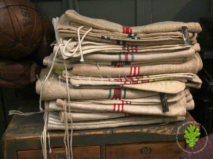 French Coffee Sacks/Table Runners