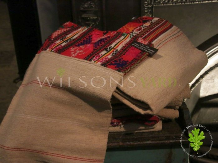 French Sack with Coloured Material