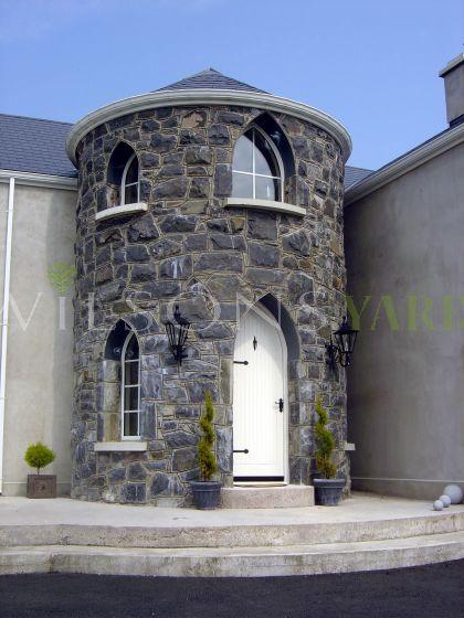 Stunning Gothic door & frame