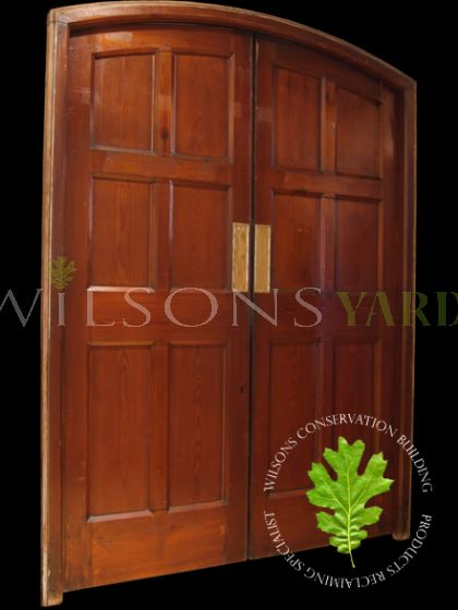 Pitch Pine Door And Frame