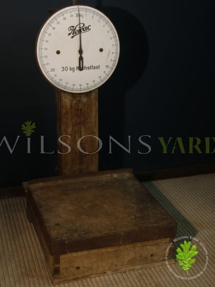 Antique Weighing Scales (Edwardian)