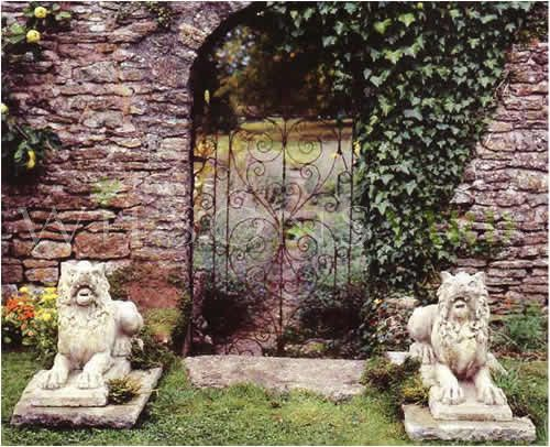 The Triton Collection  - Mythical Lions