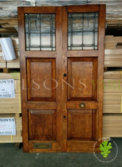 Regency Townhouse Vestibule Doors