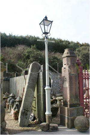 Pair Of Original Belfast Street Posts