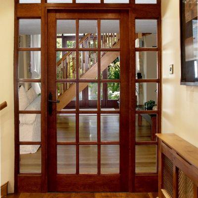 15 Light Panel Door & Surround