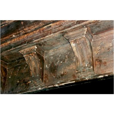Greek Style Oregan Pine Cornice