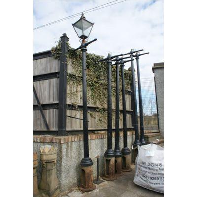 Original Belfast Street Light
