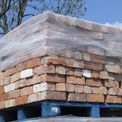 Reclaimed Belfast Brick (400 brick per Pallet)